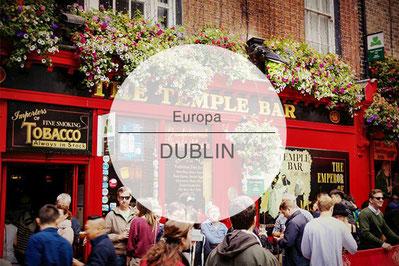 Dublin, Irland, Reisetipps, Reiseführer, Die Traumreiser