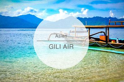 Gili Air, Indonesien, Reisetipps, Reiseführer, Die Traumreiser