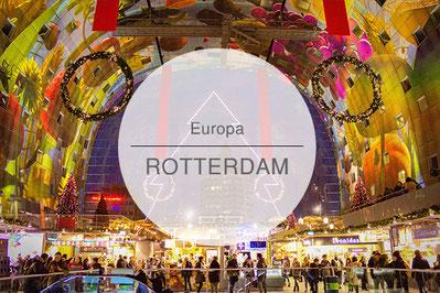 Rotterdam, Holland, Niederlande, Reisetipps, Reiseführer, Die Traumreiser