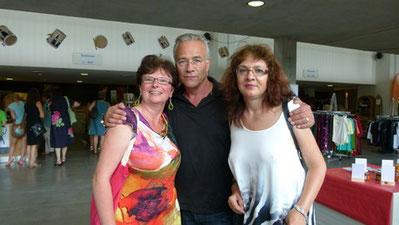 Treffen mit Tatort-Kommissar Klaus Behrend