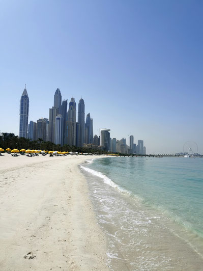 Dubai Marina Oceanview