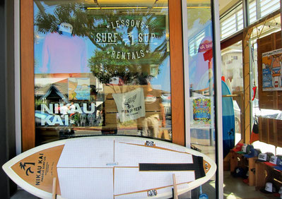 NIKAU KAI Waterman Shop, Manhattan Beach
