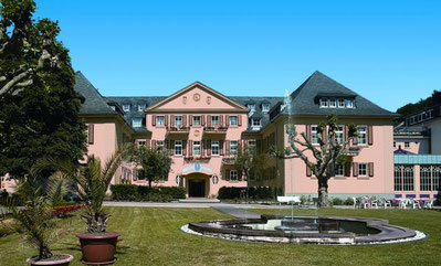 Häcker´s Fürstenhof Bad Bertrich Wellness & Spa Resort