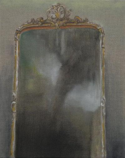 Souvenir, Öl/Leinwand, 50 x 40 cm, 2018