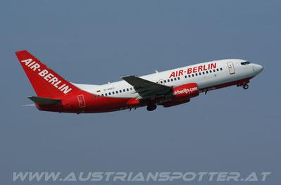 Air Berlin  1978 - 2017