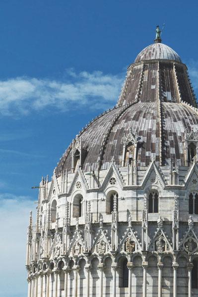 BIGOUSTEPPES ITALIE PISE DOME MIRACLES