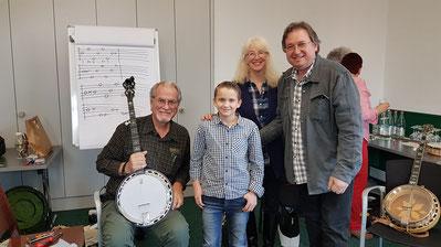 Banjo-Workshop mit Greg Deering