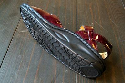 特徴的な靴底がミソです MOTOMACHI 27,300en