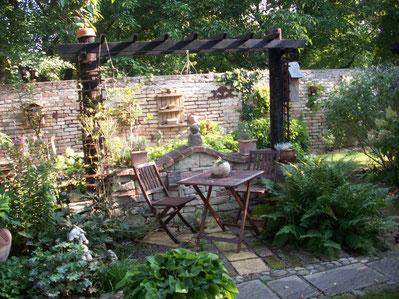 über Uns Anitas Gartenblogs Webseite