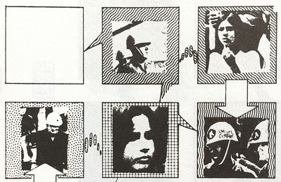 Comics Revisited in Reina Sofia by Guy Schraenen