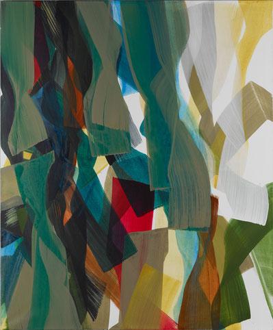 2012, Beize, Pigment, Acryl auf Leinwand, 120cm x 150cm
