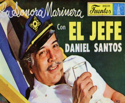 La Sonora Marinera y Daniel Santos - 1964.