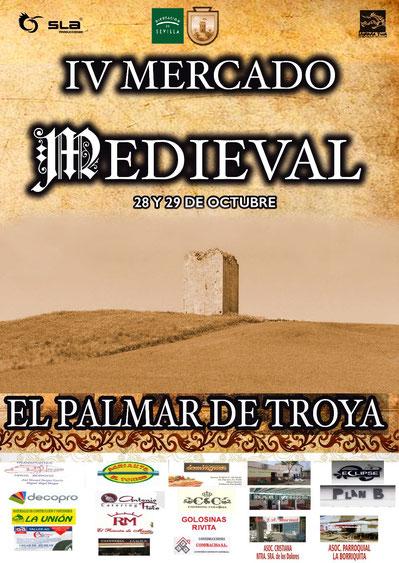 Programa del Mercado Medieval de Palmar de Troya