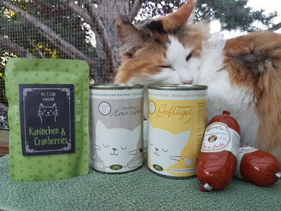 EK 01.08.2019: Auch unsere Katzen lieben die Reico Produkte!