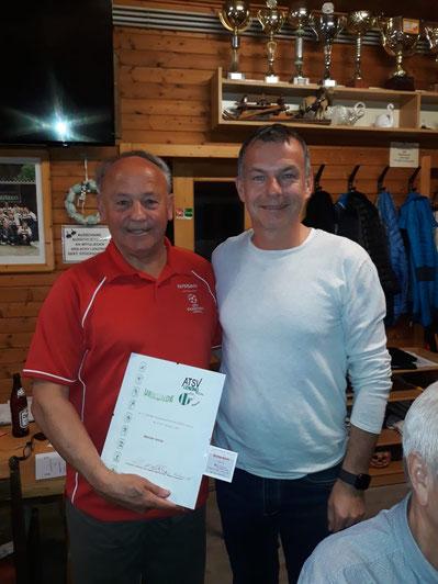 Arnitz Werner - 25 Jahre Mitgliedschaft