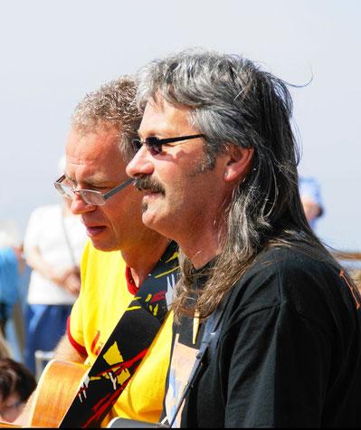 JOHN & JOHN uf der Marti-Chrüzfahrt 2012