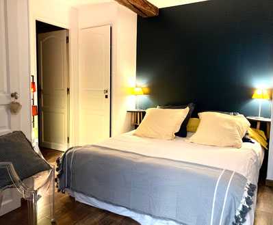 Your kingsize bed at key2paris