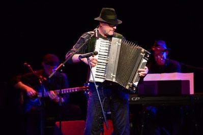 Wiener Metropol  2014  Otto Hablit mit Wiener Blues