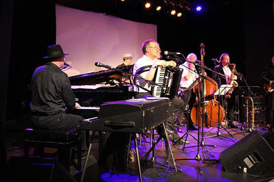 Composers Lounch im Porgy & Bess Dezember 2014