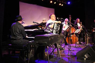 Composers Lounch im Porgy & Bess Dezember 2014