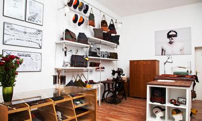 Atelier in der Bizetstrasse 122