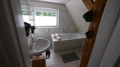 Ferienhaus Siems-Müller Bad Zwischenahn - Wannenbad