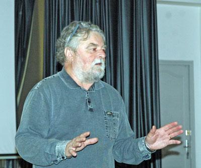 André, fondateur de l'association