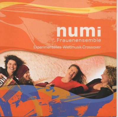 CD-Cover numi Frauenensemble