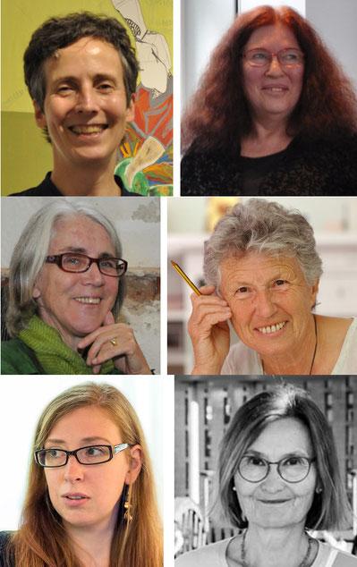 Konzert Klima-Musiken: Barbara Heller, Ursula Euteneuer-Rohrer, Dorothee Schabert,  Ela Rosenberger