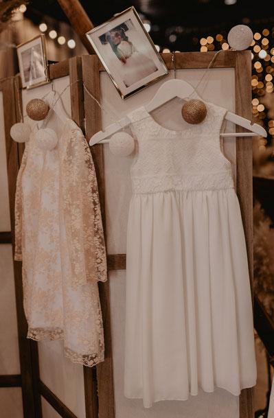 Robe de petite fille mariage, robe de cortège mariage, robe demoiselle d'honneur petite fille
