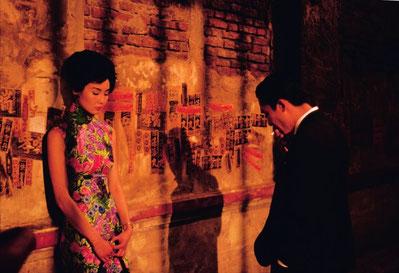 Wong Kar Wai, In the mood for love, 2001.