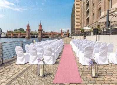 Spreespeicher - Hochzeitslocation in Berlin mit DJ