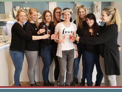 JGA für Frauen in München