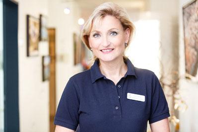 Gabriele Steffen, Zahnmedizinische Fachangestellte