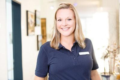 Kathrin Wagner, Zahnmedizinische Fachassistentin (© Annette Koch)