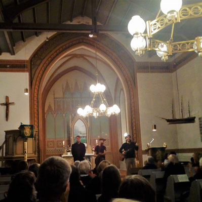 Inselkirche - Konzert
