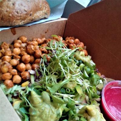 Neue Dönastie - Salat