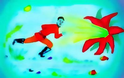 Cuento de aventuras del agua ilustrado para niños de 6 a 10 años (Libro infantil ilustrado en eBook