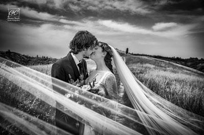 Federica e Andrea, Matrimonio Villa il Petriccio