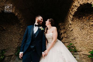 Samantha e Peter, Castello di Tornano