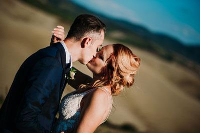 Stefania e Marco, Foto Matrimonio Tenuta il Quadrifoglio