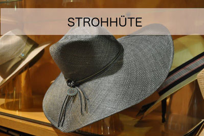 Strohhüte