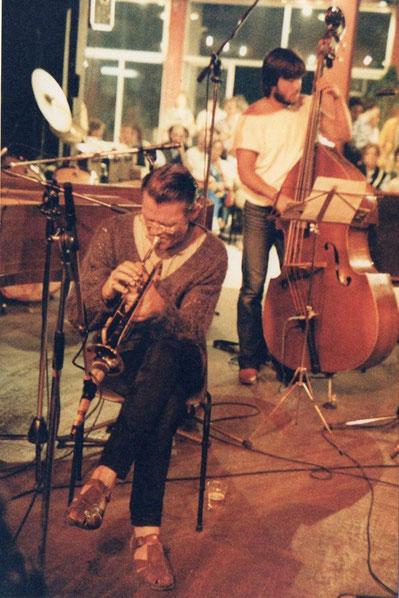 Chet Baker et Christophe Le Van Les nuits du Jazz à Grasse