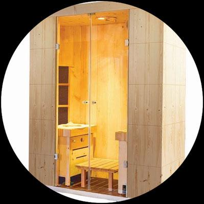 Public_Hydrobath von WPS in Hotels und Gesundheitcentren