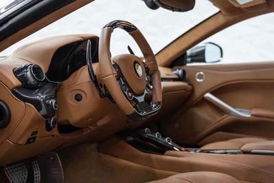 interieur behandeling auto