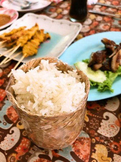 カオニャオ もち米 タイ料理