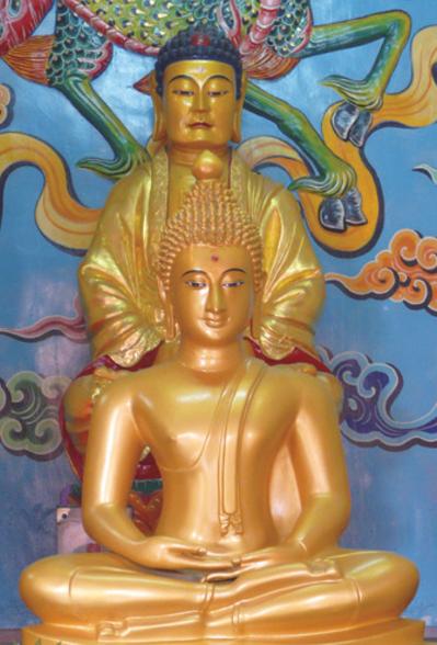 釈迦牟尼仏