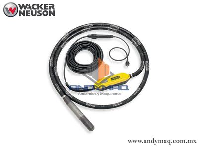 Vibrador de alta frecuencia Wacker Neuson IRFU65
