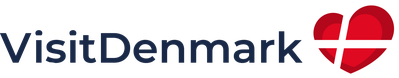 VisitDenmark, Logo, Reisen, Kooperation, Dänemark