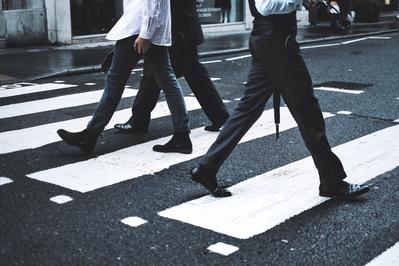Referenzen Fußverkehrsplanung Fußverkehrskonzepte